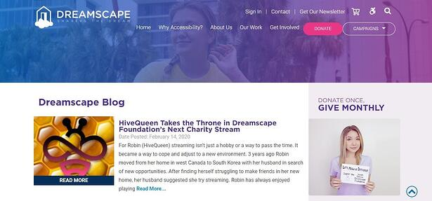 Goggle Ad Grants-Dreamscape Nonprofit-1