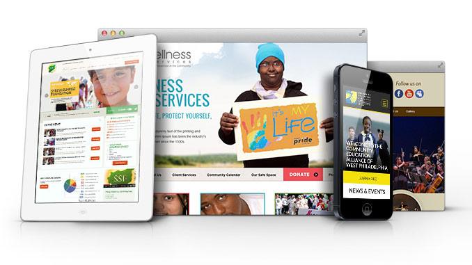 Nonprofit Web Design