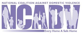 nonprofit website NCADV brand