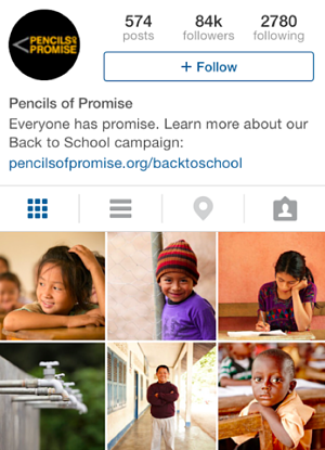 Pencils of Promise Instagram-1