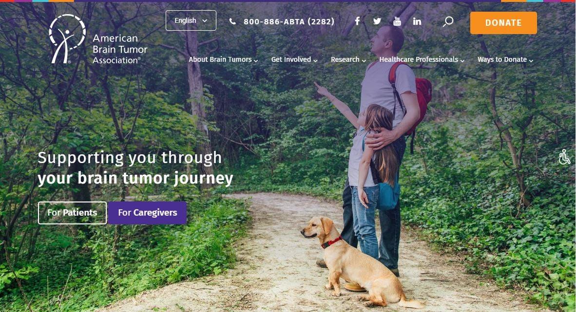 abta homepage